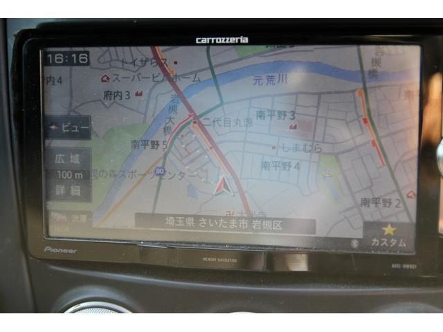 ベースグレード SDナビTV 車高調 18AW 6速MT(3枚目)