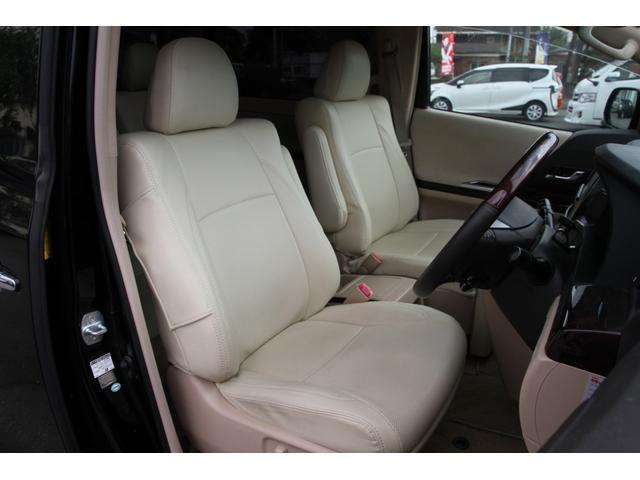 上級グレードVですので運転席はパワーシートを装備しております♪さらに3シートメモリー機能も装備しております♪