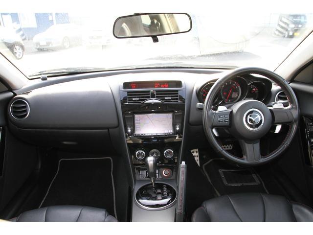 スピリットR 特別仕様車/後期/黒革シート/純正SDナビ/フルセグTV/バックカメラ/Bluetooth/電動シート/シートヒーター/純正18インチAW/アドバンストキー/パドルシフト/(2枚目)