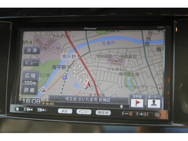 スピリットR 特別仕様車/後期/黒革シート/純正SDナビ/フルセグTV/バックカメラ/Bluetooth/電動シート/シートヒーター/純正18インチAW/アドバンストキー/パドルシフト/(3枚目)