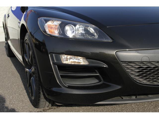 スピリットR 特別仕様車/後期/黒革シート/純正SDナビ/フルセグTV/バックカメラ/Bluetooth/電動シート/シートヒーター/純正18インチAW/アドバンストキー/パドルシフト/(8枚目)