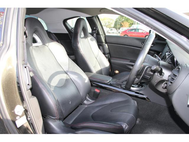 スピリットR 特別仕様車/後期/黒革シート/純正SDナビ/フルセグTV/バックカメラ/Bluetooth/電動シート/シートヒーター/純正18インチAW/アドバンストキー/パドルシフト/(11枚目)