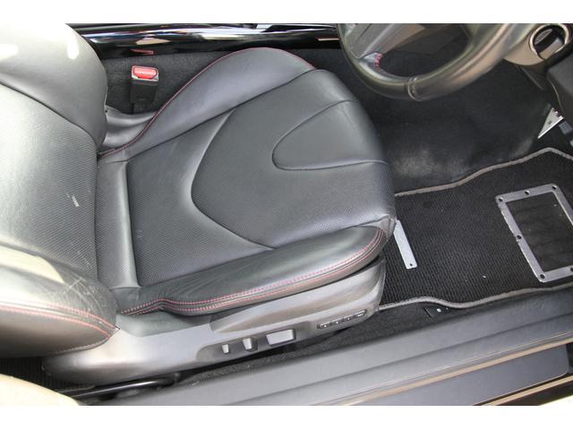 スピリットR 特別仕様車/後期/黒革シート/純正SDナビ/フルセグTV/バックカメラ/Bluetooth/電動シート/シートヒーター/純正18インチAW/アドバンストキー/パドルシフト/(25枚目)