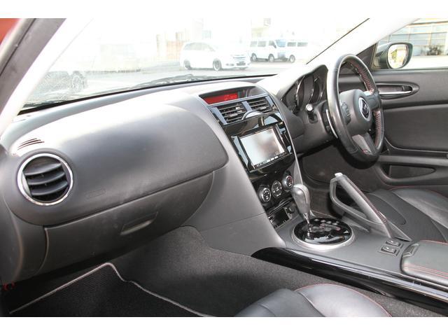 スピリットR 特別仕様車/後期/黒革シート/純正SDナビ/フルセグTV/バックカメラ/Bluetooth/電動シート/シートヒーター/純正18インチAW/アドバンストキー/パドルシフト/(28枚目)