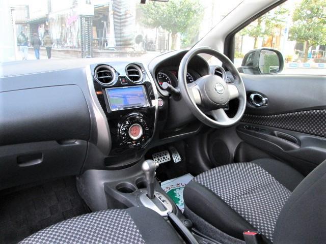 日産 ノート ライダー4WD 1オーナー SDナビTV ETC