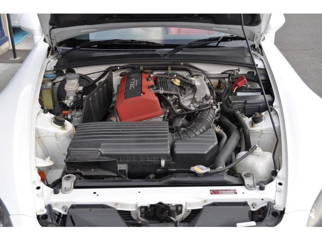 ホンダ S2000 ベースグレード 後期17インチホイール フルレザーシート