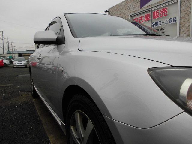 マツダ アクセラスポーツ 23S 5速MT HID 車高調