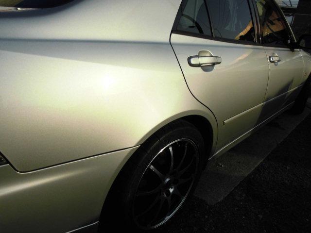 トヨタ アルテッツァ RS200 Zエディション 5速MT ETC