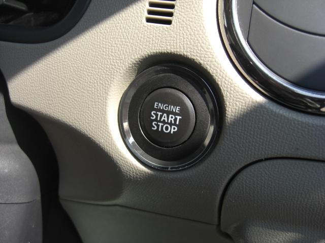 プッシュスタートスイッチです♪スマートキーを持っていればスイッチひとつでエンジンがかかります♪