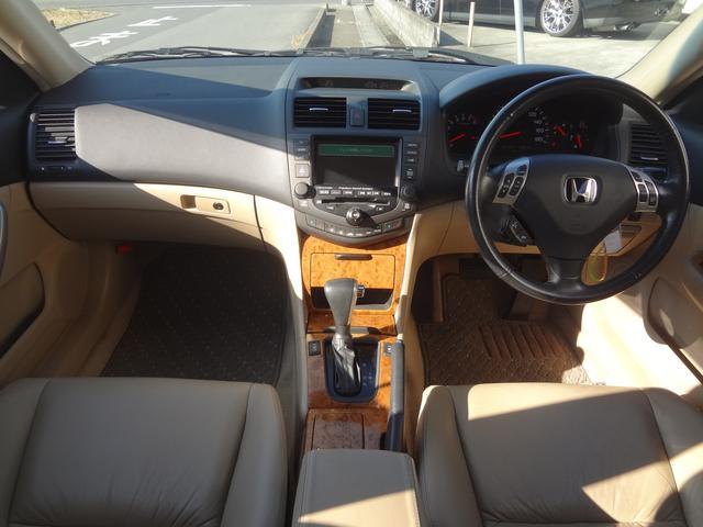 ホンダ アコード 24TL 本革 クルコン HID シートヒーター VSA