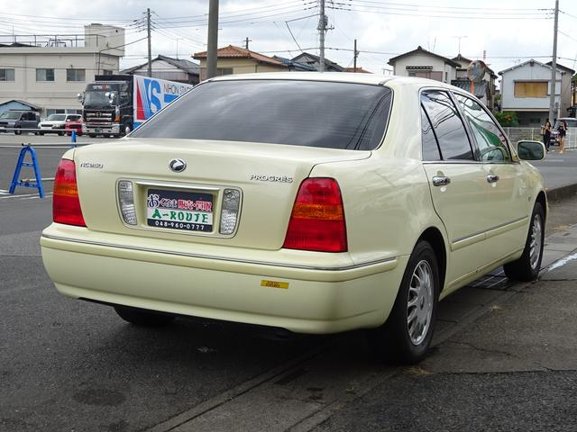 トヨタ プログレ NC250ウォールナットPKG 本革 VSC TRC ETC