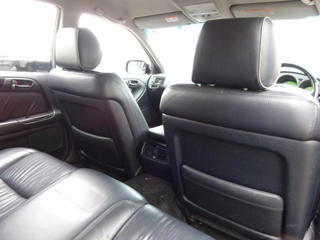トヨタ アリスト S300ベルテックスED 後期型 黒革 Rスポ JBL音響