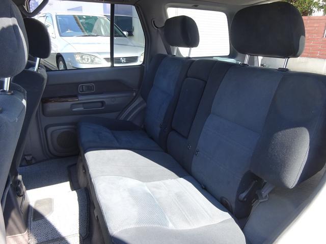 日産 テラノレグラス スターファイア ワイド 4WD サンルーフ フルエアロ AW