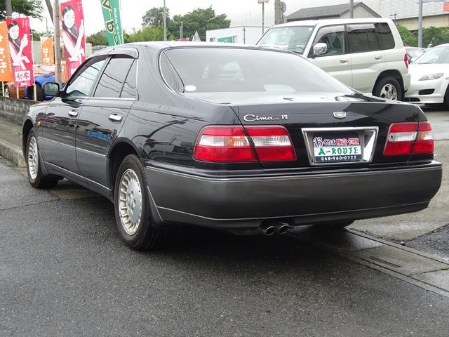 41LV 最終型 1オナ 本革 クルコン 全席パワーシート(8枚目)