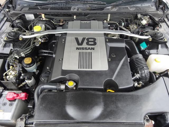 41LV 最終型 1オナ 本革 クルコン 全席パワーシート(13枚目)