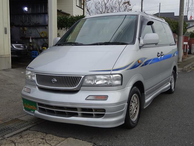 「日産」「ラルゴ」「ミニバン・ワンボックス」「埼玉県」の中古車11