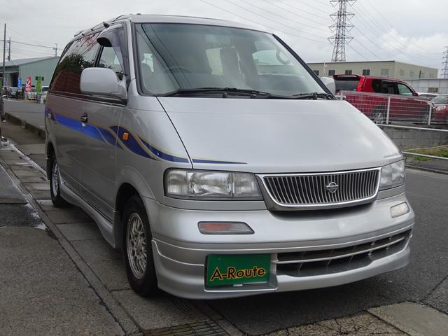 「日産」「ラルゴ」「ミニバン・ワンボックス」「埼玉県」の中古車12