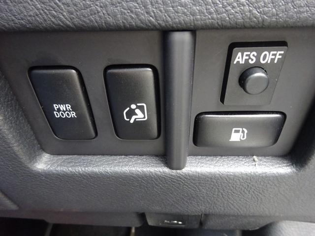 AIRS 4WD 黒革 大型サンルーフ 純正フルエアロ 純正ナビ 6連奏CD フロント・サイド・バックカメラ シートヒータ- エアサス ウッドコンビハンドル 電動テールゲート 純正18アルミ HID キーレス(40枚目)