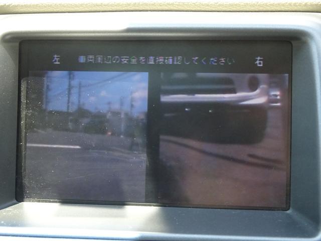 見通しの悪い路地や交差点で便利なオプションのフロントカメラ♪安全ドライブの強い味方です!
