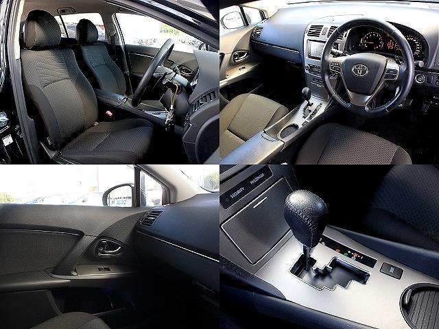 トヨタ アベンシスワゴン Xi 外HDDナビ フルセグ パドルシフト