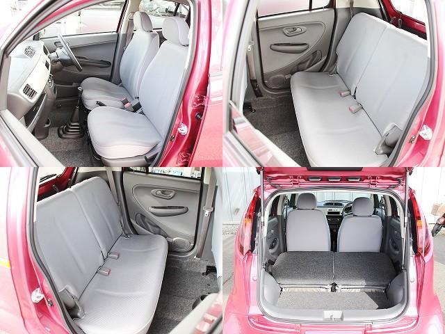 Fプラス 4WD 5MT 14.000キロ キーレス ABS(12枚目)