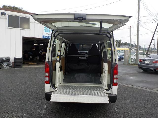 ロングDX トヨタ車体 リアリフト300kg(8枚目)