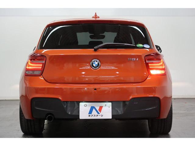 BMW BMW 116i Mスポーツ 1オーナー 純正ナビ 禁煙車 キセノン
