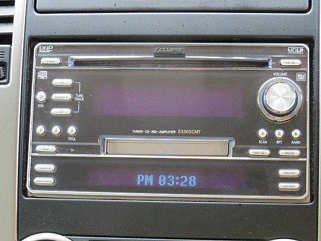 日産 ティーダ 15M 社外CD・MD インテリキー ETC