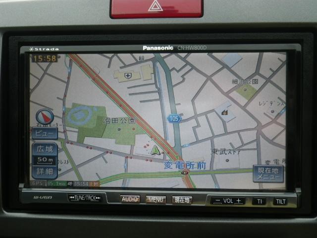 ホンダ フリード G Lパッケージ 社外HDDナビ 後カメラ 自動ドア