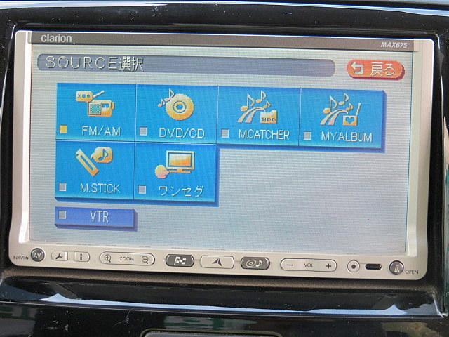 スズキ パレット T 社外HDDナビ 両側自動ドア スマートキー
