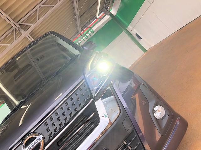 ハイウェイスター Xターボ 修復歴なし 禁煙ワンオーナー 社外SDナビ 自動ドア 衝突軽減ブレーキ レーンキープ 全周囲モニター インテリキー Bluetooth 純正14AW 純正フルエアロ ETC オートハイビーム(10枚目)
