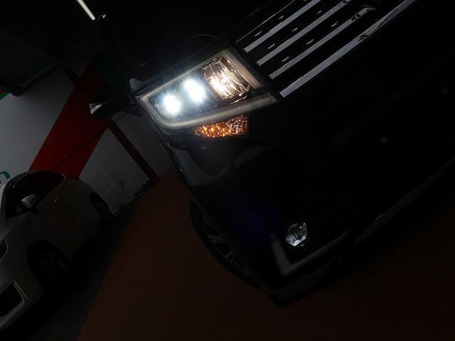 カスタム X ハイパーSAII 修復歴なし 禁煙車 スマートキー 自動衝突被害軽減ブレーキ LEDヘッドライト プッシュスタート 横滑防止装置 純正フルエアロ ステアSW ミラーウインカー 14インチAW i-stop CD再生(3枚目)