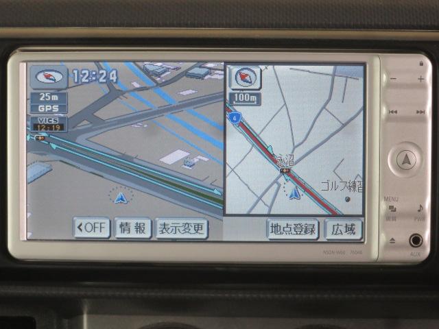 1.5G後期 スマートキーHIDライトSDナビBカメラ地デジ(17枚目)