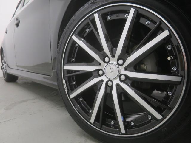 S 後期型 新品フルエアロ 新品18インチAW 新品黒革調シート HIDヘッドライト SDナビ バックカメラ 地デジ コーナーセンサー スマートキー ETC(2枚目)