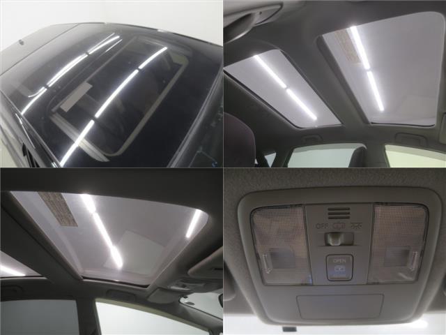 S ツインパノラマルーフ 3眼LEDヘッドライト フルエアロ TEIN車高調 WORK19インチAW 9インチナビBカメラ地デジ 黒革調シート ウッドコンビハンドル クルーズC ドラレコ ETC(2枚目)