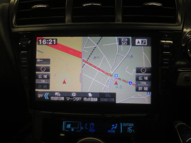 S ツインパノラマルーフ 3眼LEDヘッドライト フルエアロ TEIN車高調 WORK19インチAW 9インチナビBカメラ地デジ 黒革調シート ウッドコンビハンドル クルーズC ドラレコ ETC(21枚目)