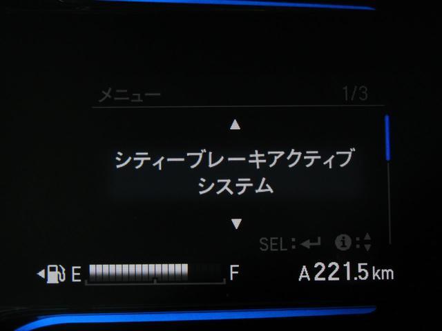 ハイブリッドX あんしんPKG 衝突軽減ブレーキ リアクティブフォースペダル クルーズC 6色メーター LEDヘッドライト インターナビBカメラ地デジ ブルートゥース パドルシフト スマートキー ETC 記録簿(18枚目)