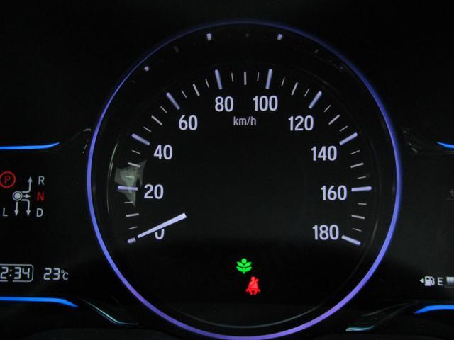ハイブリッドX あんしんPKG 衝突軽減ブレーキ リアクティブフォースペダル クルーズC 6色メーター LEDヘッドライト インターナビBカメラ地デジ ブルートゥース パドルシフト スマートキー ETC 記録簿(29枚目)