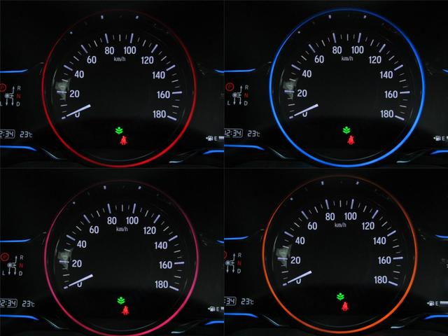 ハイブリッドX あんしんPKG 衝突軽減ブレーキ リアクティブフォースペダル クルーズC 6色メーター LEDヘッドライト インターナビBカメラ地デジ ブルートゥース パドルシフト スマートキー ETC 記録簿(31枚目)