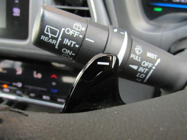 ハイブリッドX あんしんPKG 衝突軽減ブレーキ リアクティブフォースペダル クルーズC 6色メーター LEDヘッドライト インターナビBカメラ地デジ ブルートゥース パドルシフト スマートキー ETC 記録簿(34枚目)