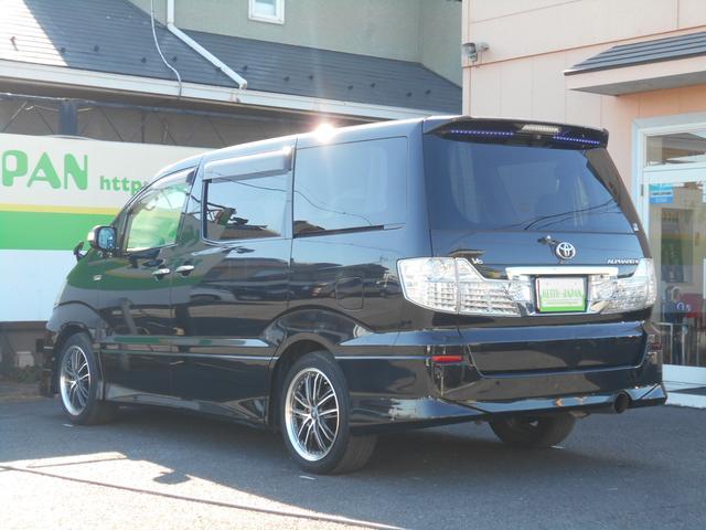 トヨタ アルファードV MZ 1オーナー ナビフルセグ 電動リアゲート バックカメラ