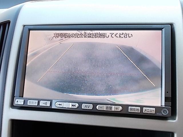 日産 セレナ 20S バックカメラ キーレス 純正HDDナビ