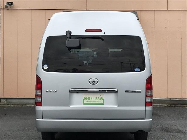 グランドキャビン 4WD バックカメラ 禁煙車 純正ナビ(15枚目)