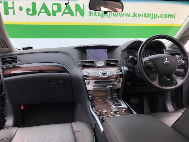 370VIP 禁煙車 黒本革エアシート レーダークルーズC(20枚目)