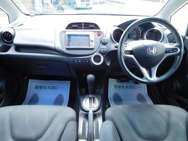 ホンダ フィット X 禁煙車 純正ナビ Bカメラ ETC シートヒーター