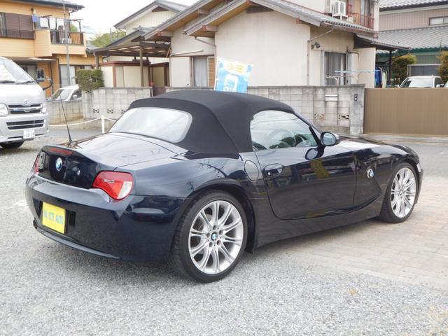 BMW BMW Z4 LTDエディ 限定車 全国無料保証 禁煙 社外ナビ 地デジ