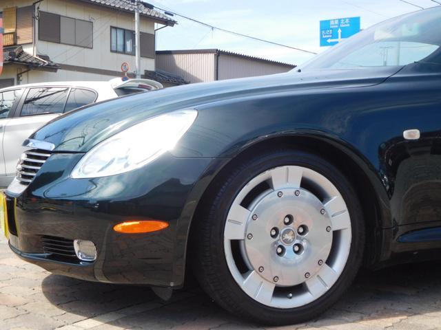 430SCV 1オーナー 茶革Pシート マークレビンソン(14枚目)