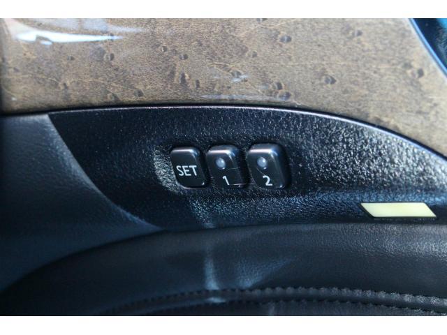 日産 シーマ 300Gグランドツーリング後期型ターボ 黒本革 メーカーナビ