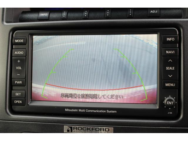 ロングスーパーエクシードロックフォード 純正HDD ETC(12枚目)