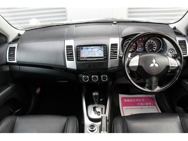 ローデスト24Gサンルーフ HDDナビ 4WD パドルシフト(5枚目)